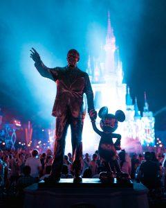 Disney World Mickey Mouse Walt Disney