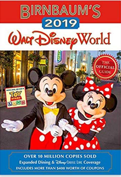Disney World Guide Book 2019 2020
